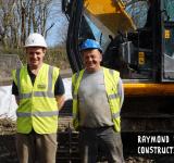 Nick & Richard. Raymond Brown Construction.