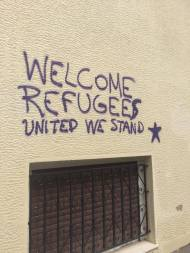 Friendly graffiti