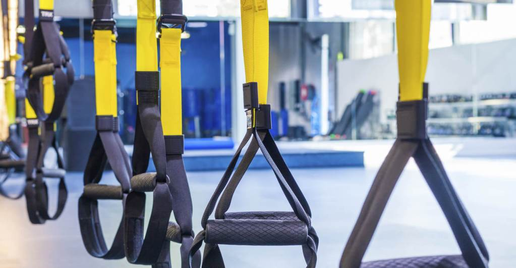 TRX Total Body Workout (part one)