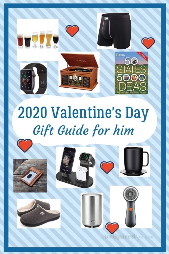 2020 Valentines Day Gift Guide for Him