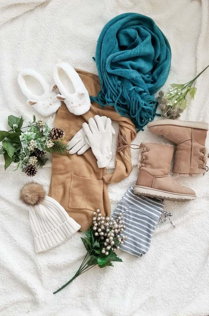 Cold Weather Cozy Accessories