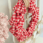 How To Make A Ribbon Wreath The Easy Way A Well Purposed Woman