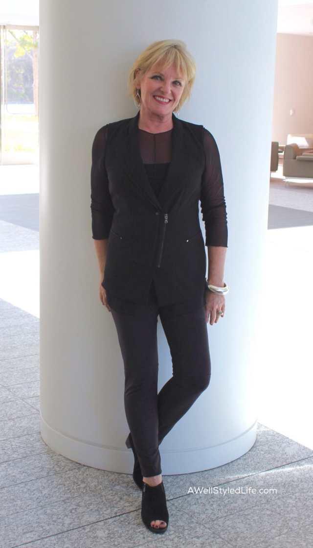 Lysee Vegan Suede leggings from Purple Popple