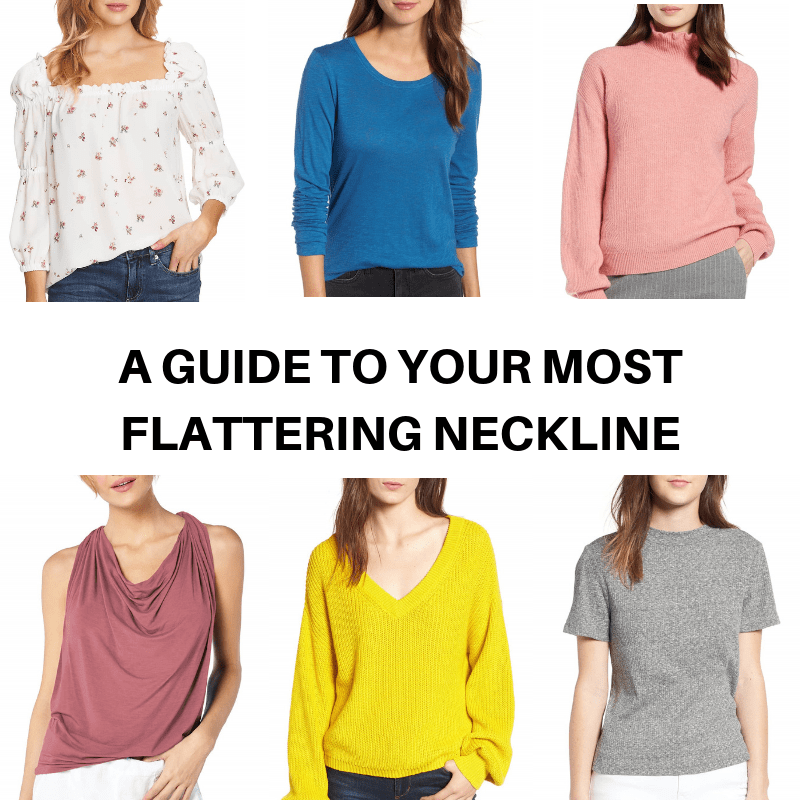 A Guide to Your Most Flattering Neckline