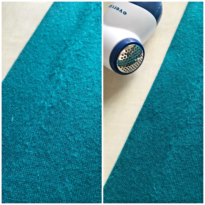 Evercare sweater shaver for cashmere care on A Well Styled Life