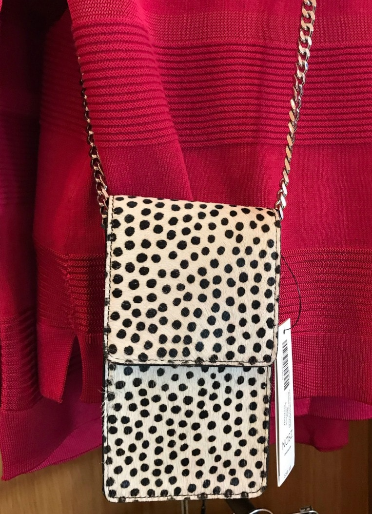 Cheetah Print phone case from Chico's on A Well Styled Life