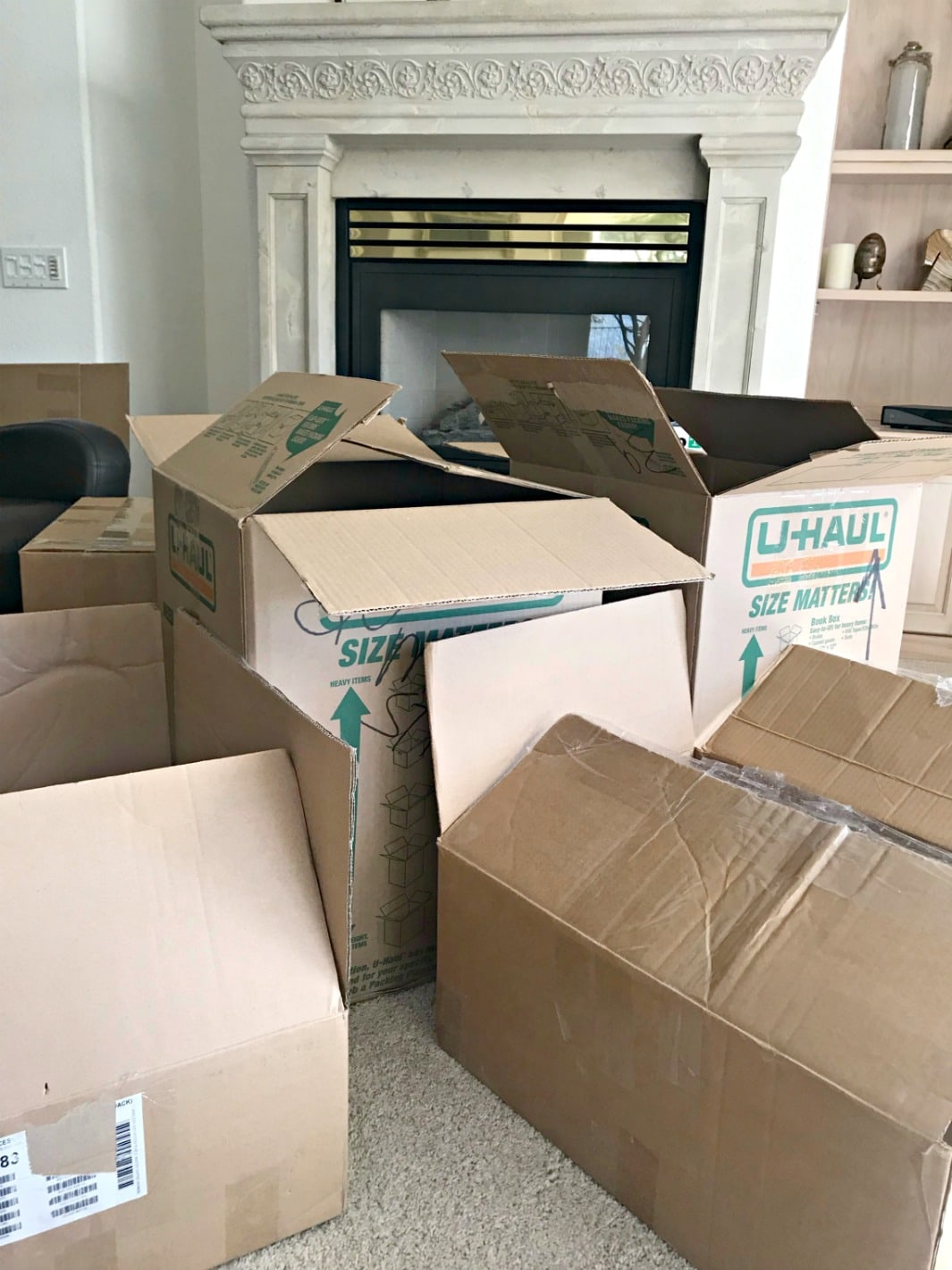 Moving Update – Reality Isn't Glamorous