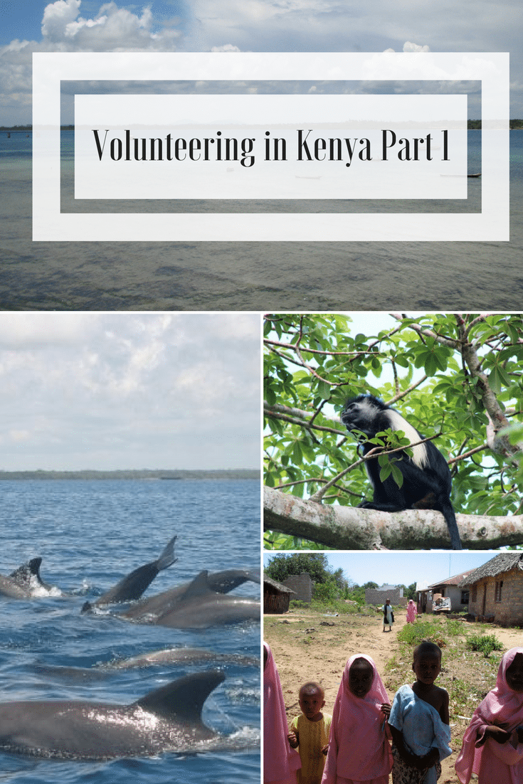 Volunteering in Kenya - What have I done? Living on an island with no running water or electricity | awelltravelledbeauty.com