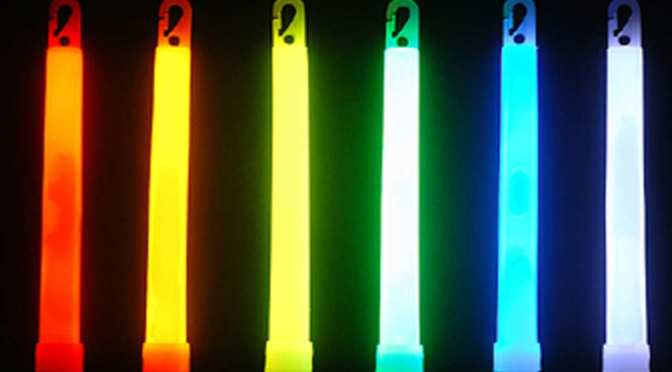 Making Glow Sticks at Home is Fairly Easy