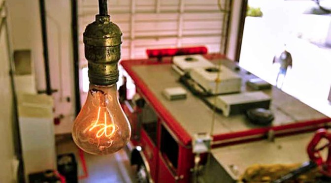 The Mystery Light Bulb Has Been On For 113 Years