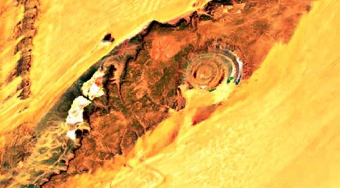 Eye of the Sahara – A Geological Mystery