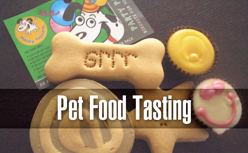 Pet Food Tasters