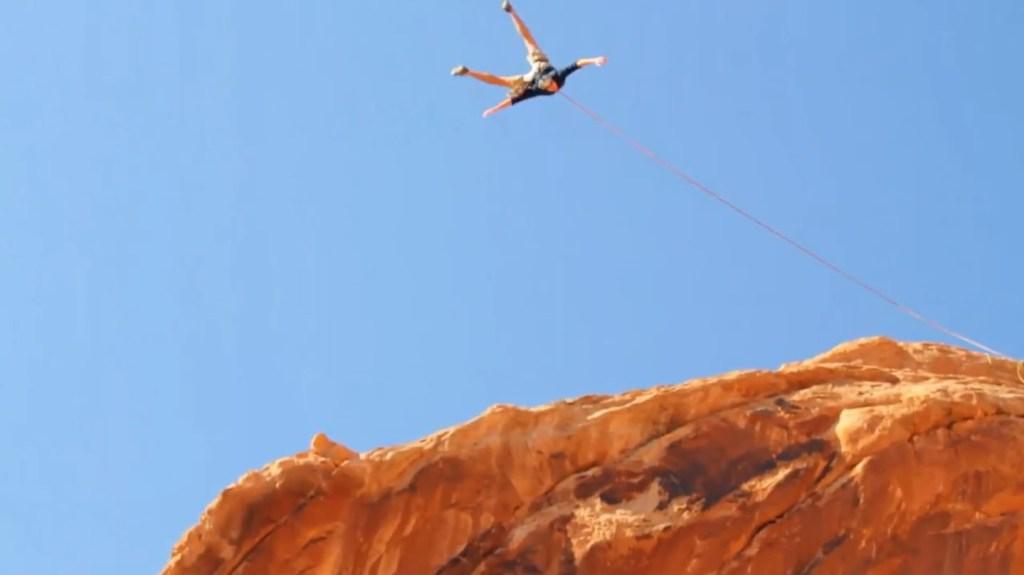 largest rope swing Screenshot1