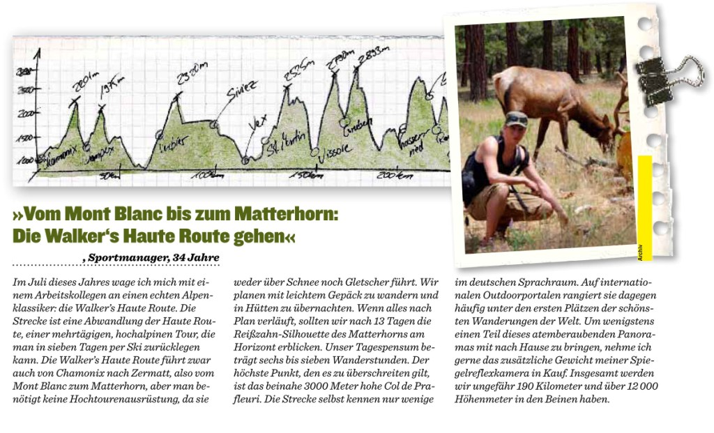 awesomatik im outdoor Magazin