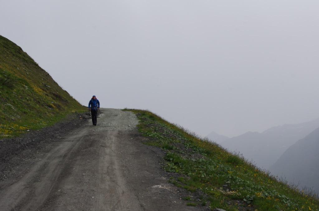 Walker's Haute Route - Stage 9 & 10 (CC awesomatik.com)
