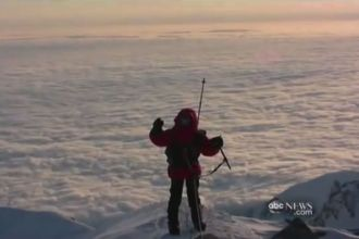 Teen climber too young to scale Mt. Everest - Screencap2