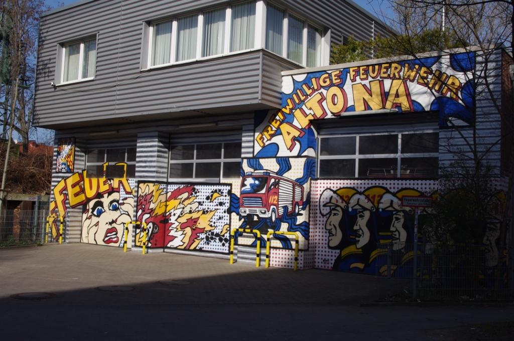 Freiwillige Feuerwehr Altona Hamburg CC awesomatik.com