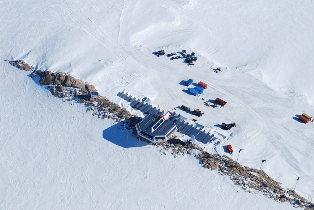 Princess Elisabeth Antarctica Research Station