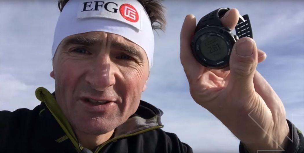Ueli Steck Speed Record Eiger 2015