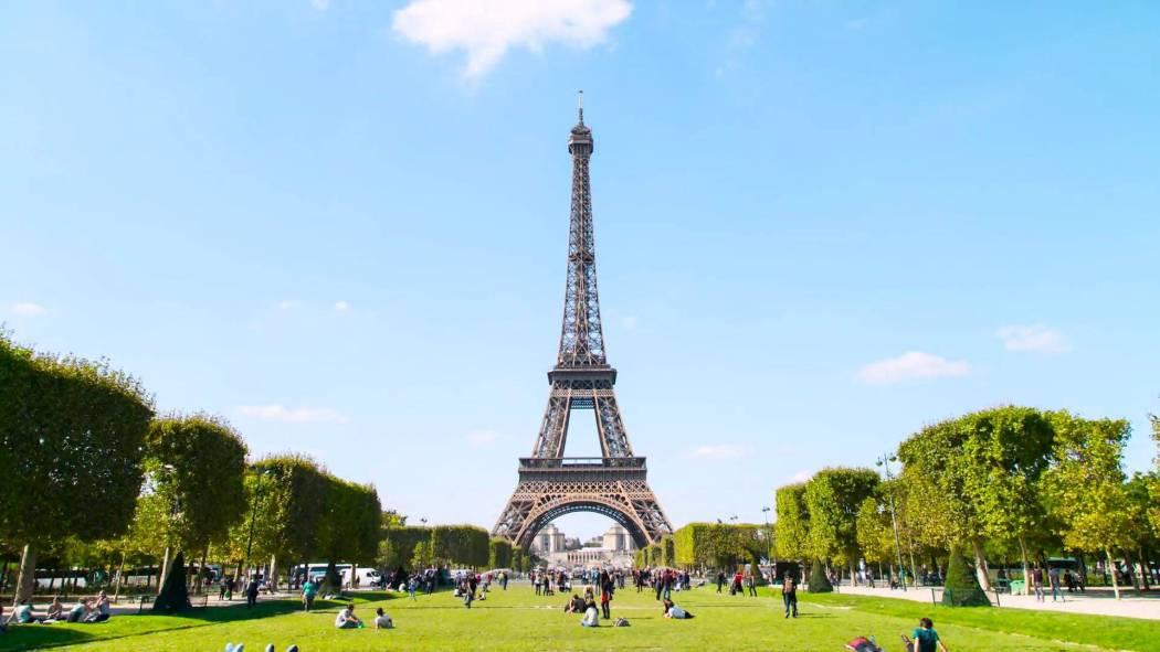 Paris 4 k Hyperlapse Screencap3