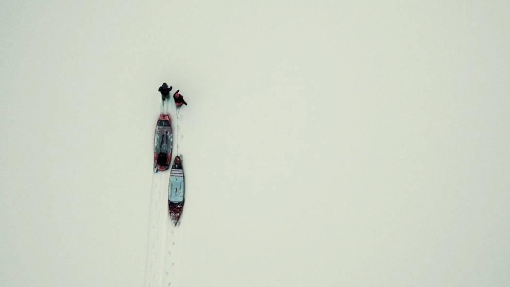 SUP Winter Adventure Norway2