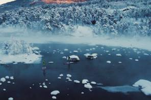 SUP Winter Adventure Norway3