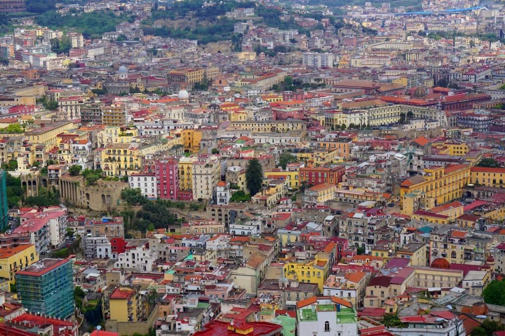 Wild & Schön. 7 Gründe nach Neapel zu reisen