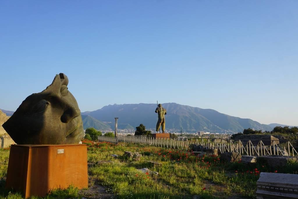 Tagesausflüge ab Neapel - Vesuv und Pompeji