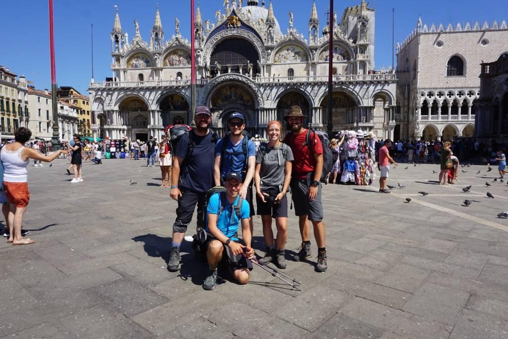 Traumpfad München - Venedig - Von Belluno nach Venedig