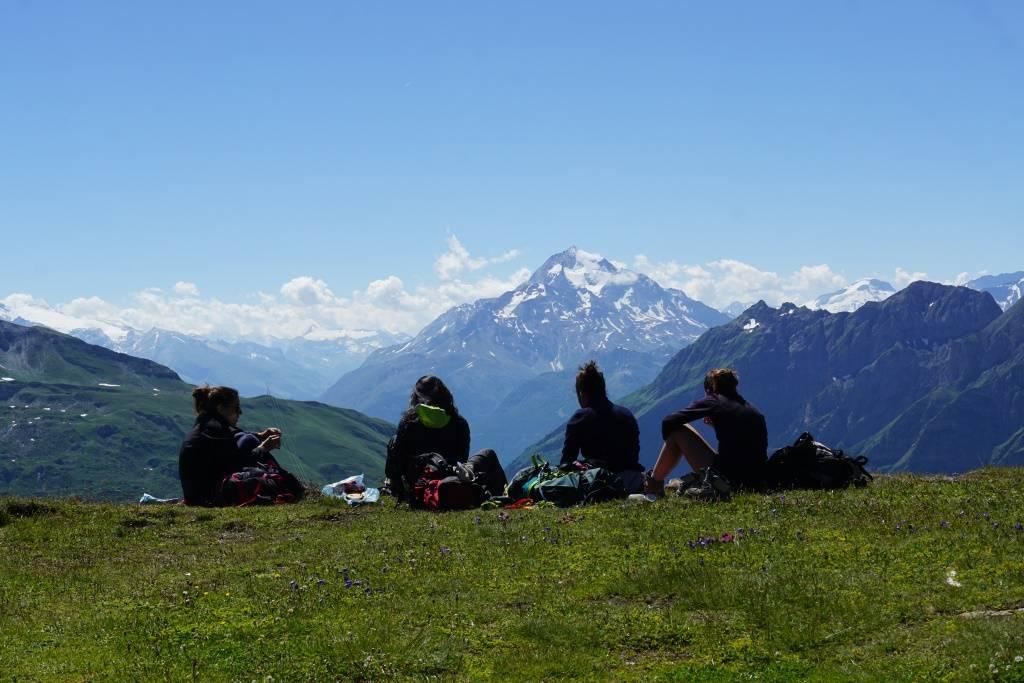 Alpenüberquerung auf dem GR5 -Organisation, Kosten, Vorbereitung
