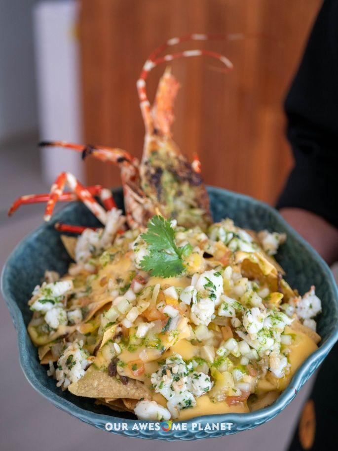 Lobster Nachos