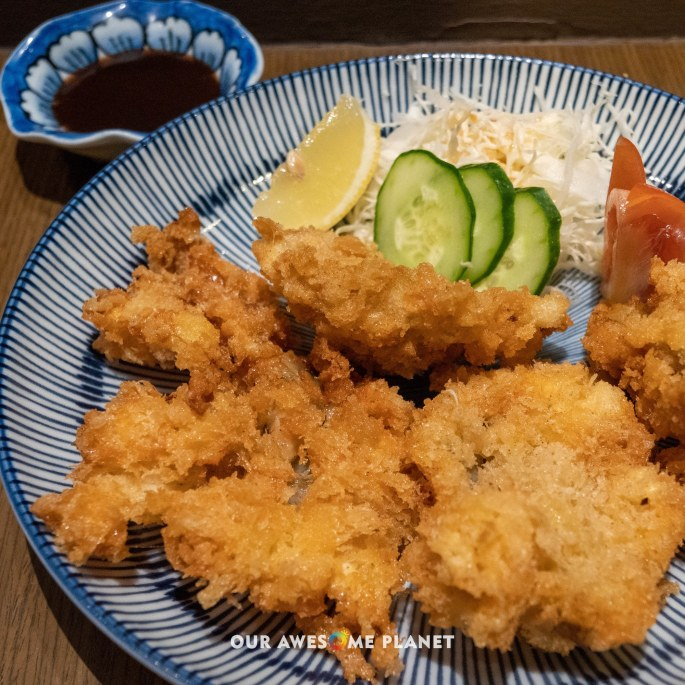 Tori Karaage (Fried Chicken)