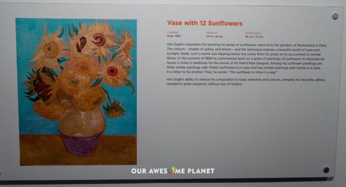 Vase with 12 Sunflowers