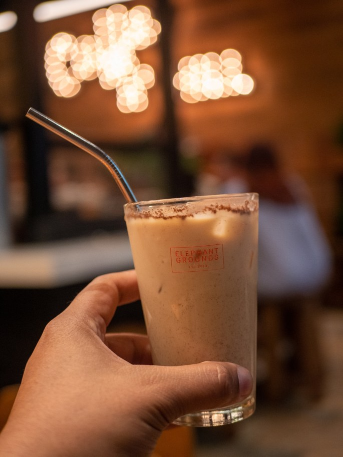 Masala Chai Latte