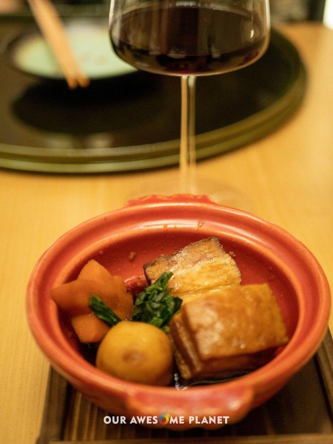 Yamazato Traditional Buta Kakuni