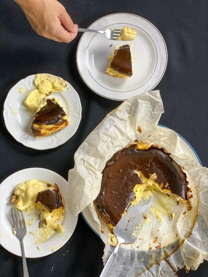 Original Basque Cheesecake (₱2,200)