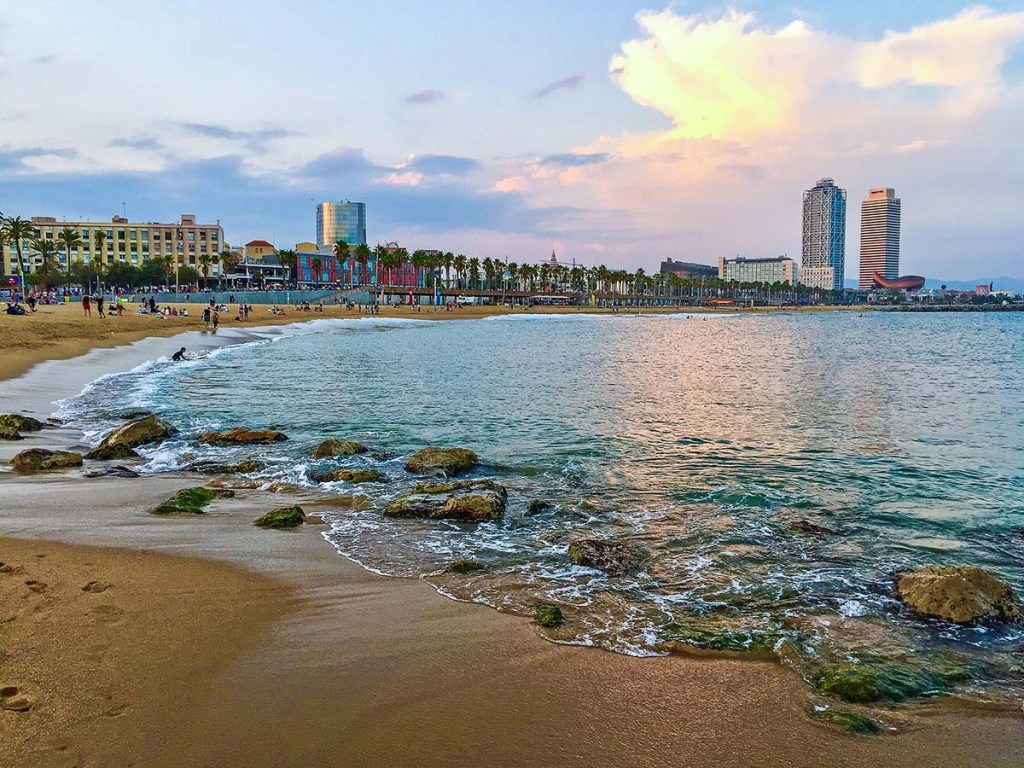10 Free Things To Do in Barcelona: beaches, architecture, markets, panoramic views