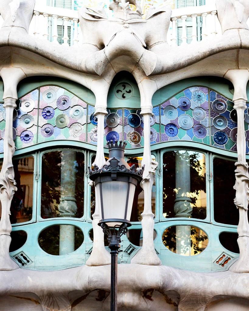 5 Gaudi Sights to See in Spain: Casa Batllo