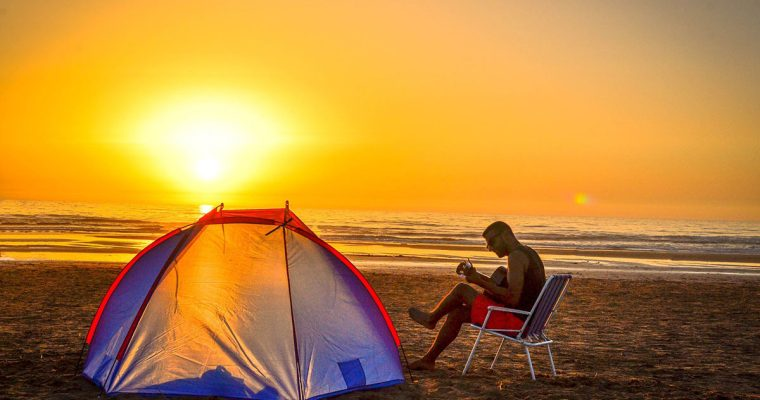 Camping in Andalucia