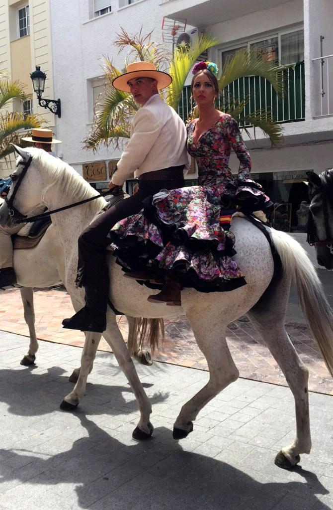 Visitors guide to Nerja: festival of San Ignacio