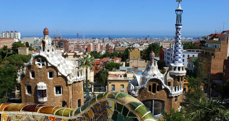 5 Gaudi Sights to See in Spain