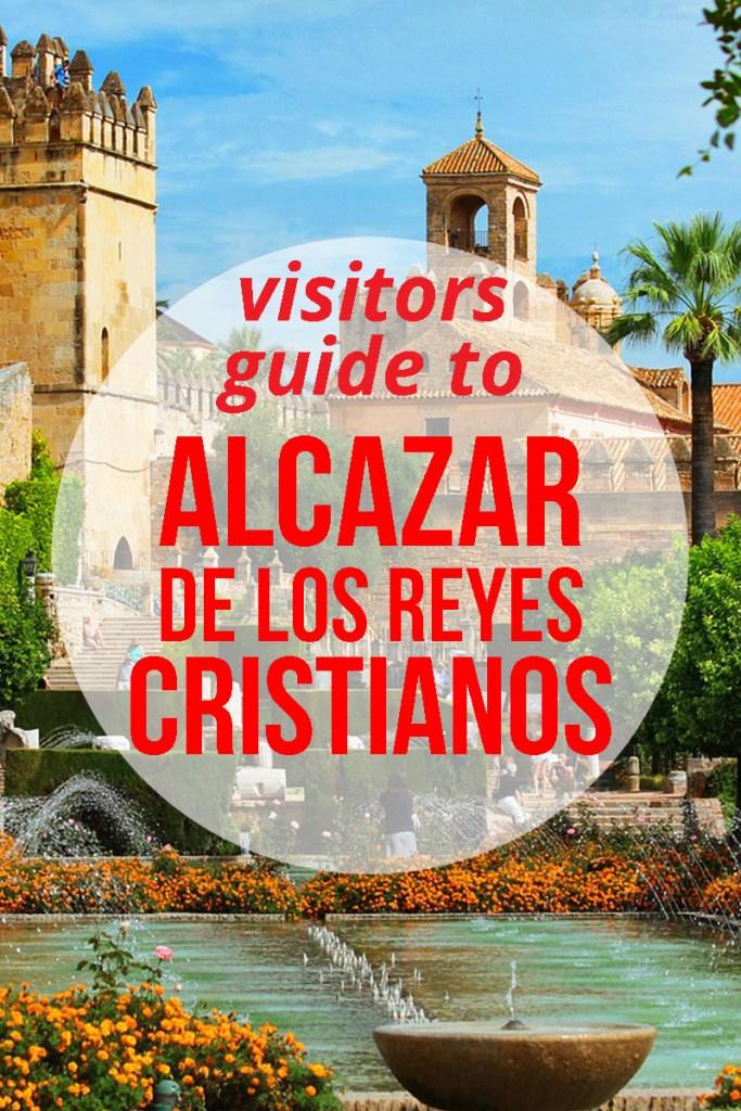 Alcázar de los Reyes Cristianos: fascinating historical sight in Cordoba