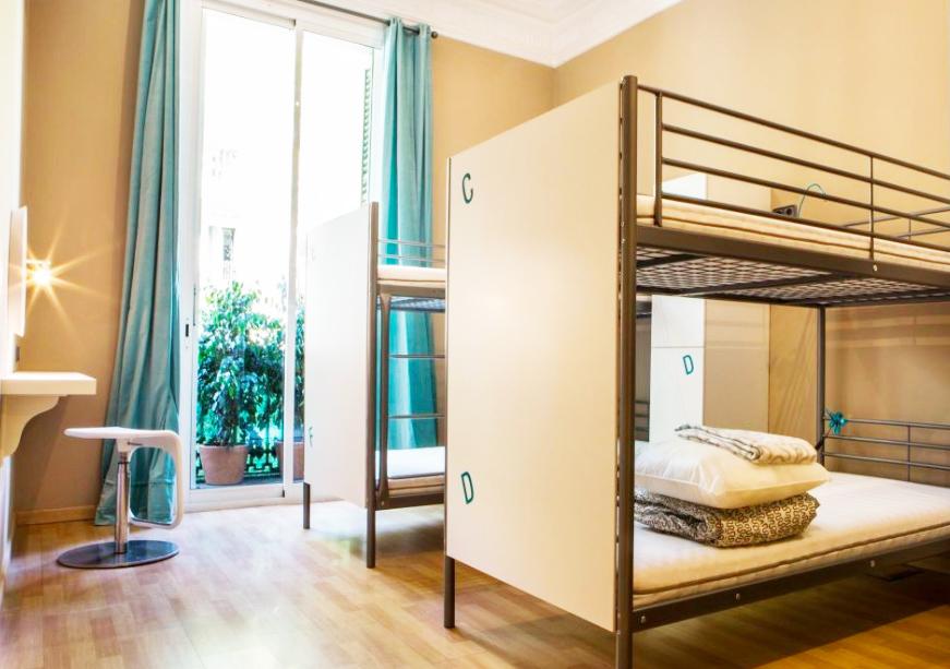 10 Best Barcelona Hostels: best affordable places to stay in Barcelona Spain: born barcelona hostel