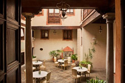 Cool Hotels & Hostels in Granada