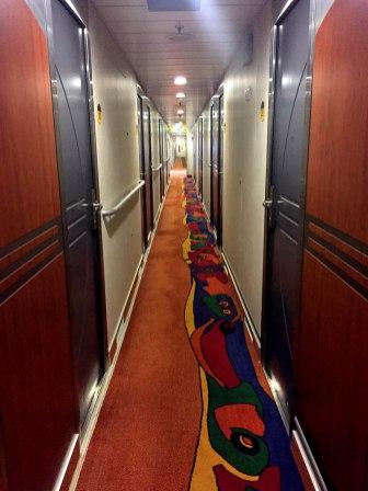 Brittany Ferries corridor