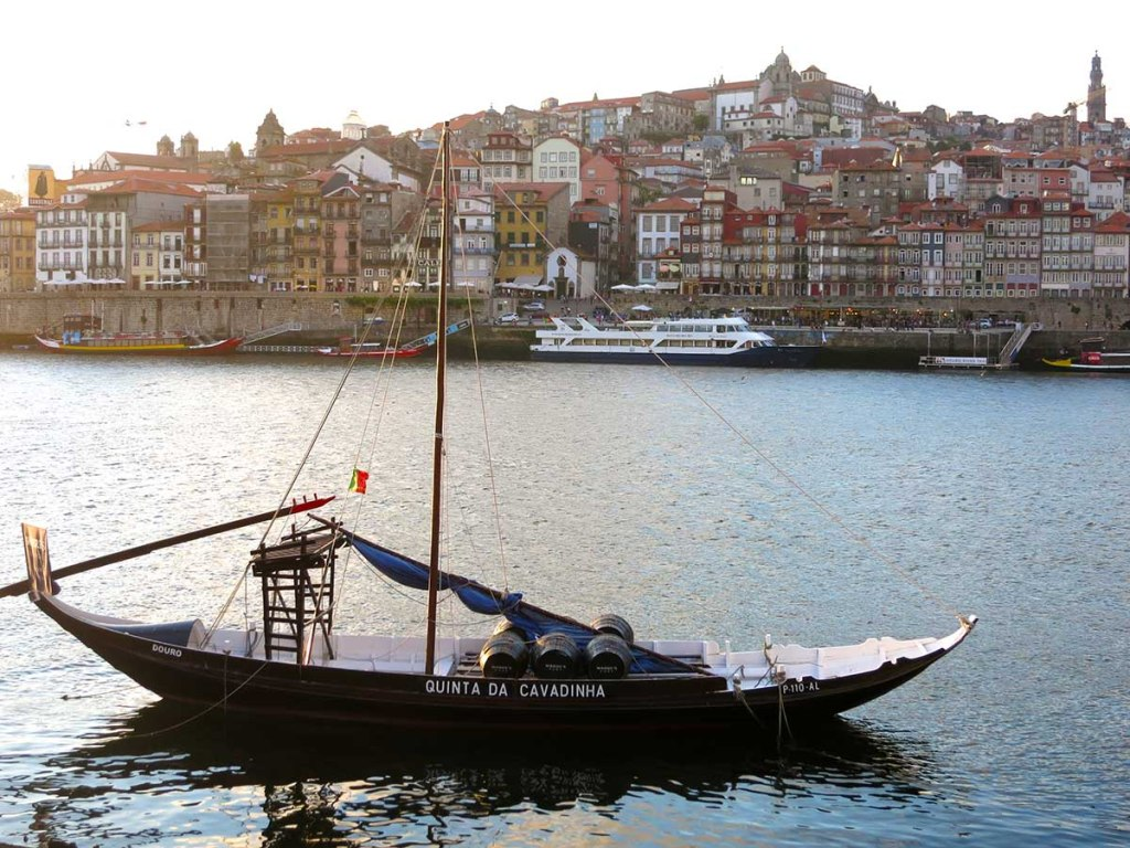 10 Free Things To Do in Porto: taste port, ride a riverboat, go to the beach