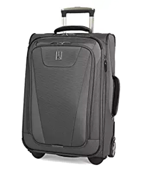 Lightweight Luggage to Take to Spain: Rolling Suitcase