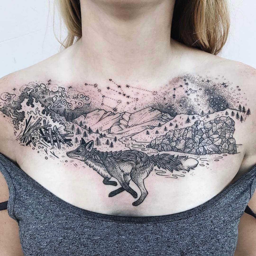 Pony Reinhardt Tattoo 3