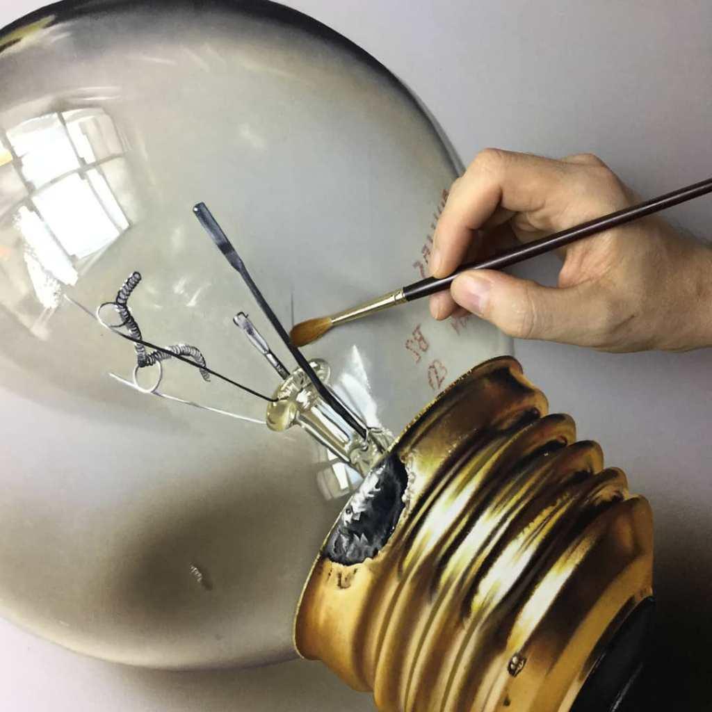 marcello barenghi light bulb