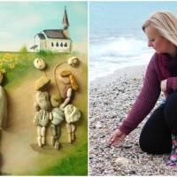 Amazing Pebble Art Of This Hungarian Artist Brings Stones To Life